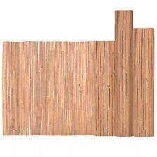 vidaxl bambusmatte bambus garten windschutz sichtschutzmatte mehrere auswahl