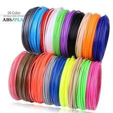 3D Printer Refill Filament 200M 1.75mm PLA Material Plastic Pen School Drawing