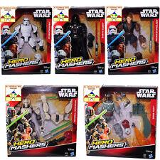 STAR WARS Hero MASHERS Crea il tuo eroe con Accessori by Hasbro