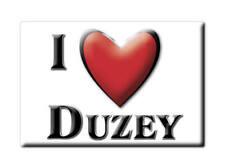 MAGNETS FRANCE - MARTINIQUE CALAMITA SOUVENIR AIMANT I LOVE DUZEY (MEUSE)