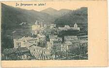 CARTOLINA d'Epoca - GENOVA:  Bargagli - Borgonuovo