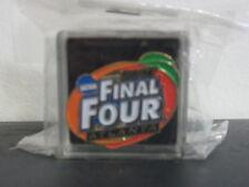 2007 NCAA Final Four Press Media Pin Atlanta In Original Sealed Package