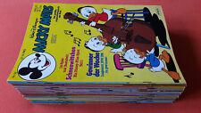 Micky Maus Hefte des Jahrgang 1983 mit Beilagen, sehr guter Zustand, zur Auswahl