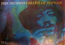 "Jimi Hendrix Poster ""Valleys of Neptune"""