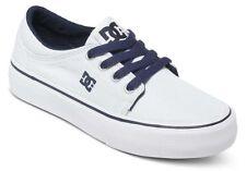 Scarpe bambina, DC shoes, art. TRASE TX, col. bianco/blu, DC shoes