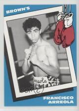 1990 Brown's Boxing #3 Francisco Arreola Card