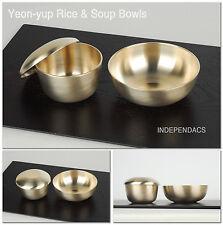 [by Artisan Kyung-Su Kim]Korean Bangjja Yugi Yeon-Yup Dinnerwares