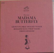 PUCCINI MADAMA BUTTERFLY PRICE TUCKER ELIAS MAERO -3 LP