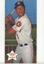 2017 Topps Heritage Box Loader 1968 Poster #68P-CC Carlos Correa Houston Astros