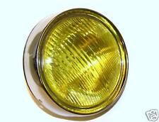 VESPA SCHEINWERFER vorne gelb  RALLY 200 SPRINT 150 GTR TS GT Licht fanale light