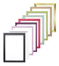 Rainbow Gamma Colori Cornice Telaio Cornice Foto Poster Decor Rosso Blu Rosa