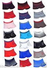 5x 10x 20x Herren Boxershorts Unterwäsche Microfaser Unterhose Boxer Shorts Pant