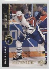 1994-95 Upper Deck Electric Ice #67 Dave Ellett Toronto Maple Leafs Hockey Card