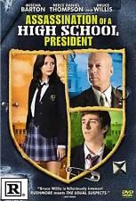 Assassination of a High School President (DVD, 2009)