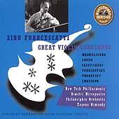 HERITAGE  Zino Francescatti - Great Violin Concertos Zino Francescatti (cd3947)