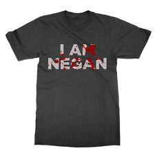 I Am Negan unisex tshirt Walking Dead zombie shirt present gift tv television