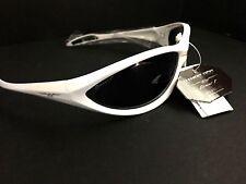 New Wrap Around  UV 400 Premium Sport Sunglasses  White Ships Free