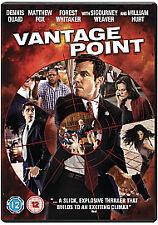 Vantage Point DVD (2014) Dennis Quaid