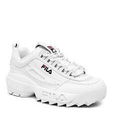 Fila Disruptor II white/peact/vred FW01655-111 Mens