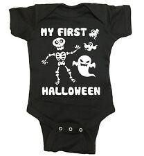 "Halloween Baby One Piece ""My First Halloween"" Bodysuit"