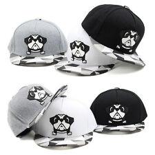 52~54Cm Steelo Baby Bulldog Children Kids Boys Girls Baseball Cap Snapback Hats