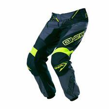 O 'neal elemento Pants Racewear Black/Gray/Hi-VIZ 2017