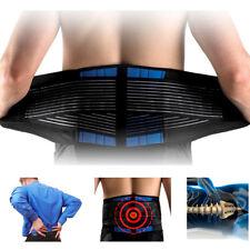 RÜCKENBANDAGE mit Neopren Gr.XS-XXL Lumbo Stützgürtel Rückenstütze Rückengurt