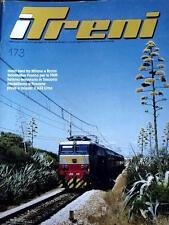 I Treni 173 1996 Test LIMA E 632 - Poster Locomotiva E 554 - Franco Per FNM