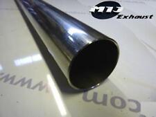 "Universal 2.5"" 63.50mm T304 Stainless Steel Exhaust Repair Pipe 250mm 10"" Tube"