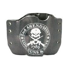 OWB Kydex Gun Holsters, 2nd Amendment, For Glock Handguns