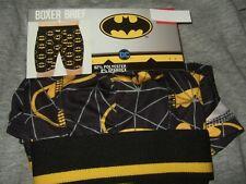 New Men's S-XXL DC Comics Batman Bat Symbols Seal Crest Boxer Briefs Underwear