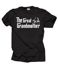 The Great Grandmother T-Shirt The Tshirt Shirt Tee Gift For Grandma