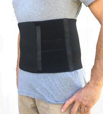 Abdominal Binder / Abdominal Hernia Reduction Device Black