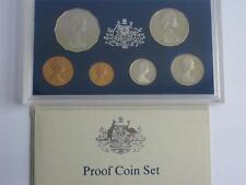 Australia 1981 6 coin proof set, FDC.