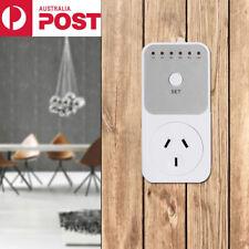 Digital Timer Switch Automation Power Socket Electric Countdown Timer 240V AU