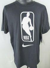 NBA Children's Dry Fit Short Sleeve Tee by Nike in Black