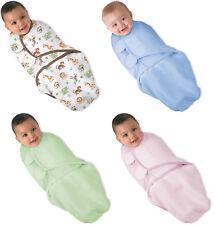 Summer Infant SwaddleMe Baby Swaddling Blanket Cotton Size S/M (0-3 months)