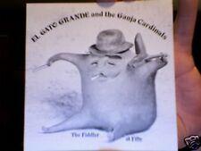 El Gato Grande & the Ganja Cardinals- Fiddler at Fifty