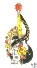 Hard Rock Cafe BERLIN 8TH Anniversary Pin LTD 1000 RARE