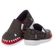Emu Australia Crocodile Skate Canvas Sneaker  - Kids