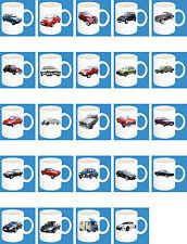 300 ml ceramica Tazza con fantasia: PEUGEOT AUTO MODELLO caffé Tazza AUTO