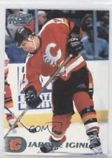 1998-99 Pacific Ice Blue #120 Jarome Iginla Calgary Flames Hockey Card