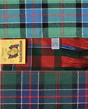 Tartan Sash Clan Sinclair Scottish Plaid Ships free in US