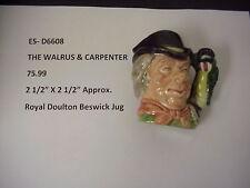 Royal Doulton Beswick Vintage The Walrus & Carpenter Jug 36* ES- D 6608-50X