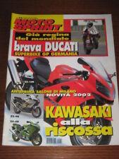 MOTOSPRINT 2001/36 DUCATI CAMPIONE DEL MONDO SUPERBIKE