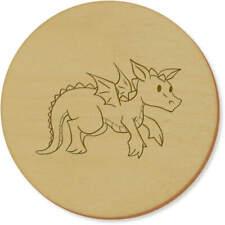 'Cute Dragon' Coaster Sets / Placemats (CR025517)