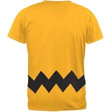 Yellow Zig Zag Costume T-Shirt