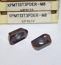 XPMT 13T3PDER-M8 VP15TF MITSUBISHI INSERT