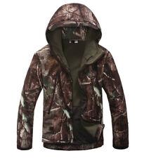 Men Outdoor Jacket Waterproof TAD Coat Hunting Shark Skin Hiking Coat clothes