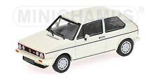 MINICHAMPS 400 055131 400 055171 VW GOLF diecast model cars 1980 & 1983 1:43rd